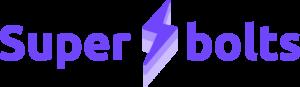 Superbolts logo wide